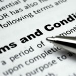 Terms & Condiction